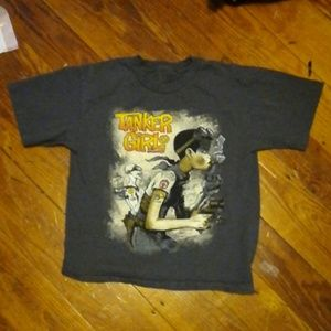Other - Tanker Girl Mad Max Fury Road Tee Youth L